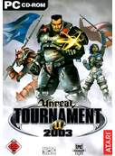 Cover zu Unreal Tournament 2003 (dt.)