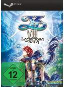 Cover zu Ys 8: Lacrimosa of Dana