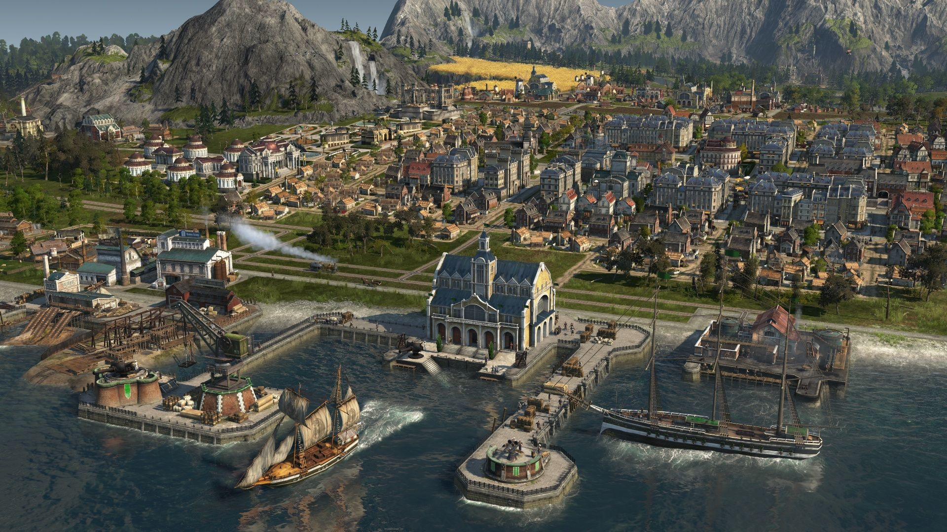 anno 1800 requirements