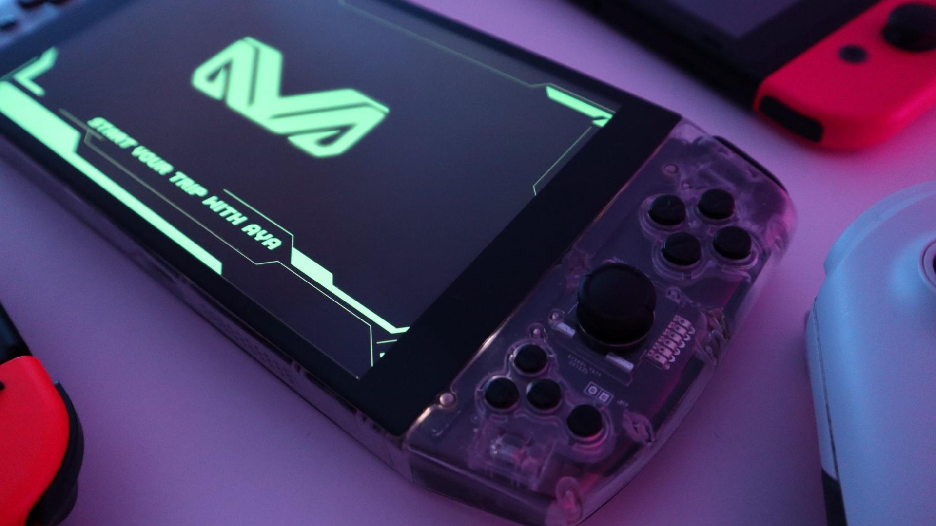 Neuer PC-Handheld kommt bald, packt Cyberpunk überrschend gut