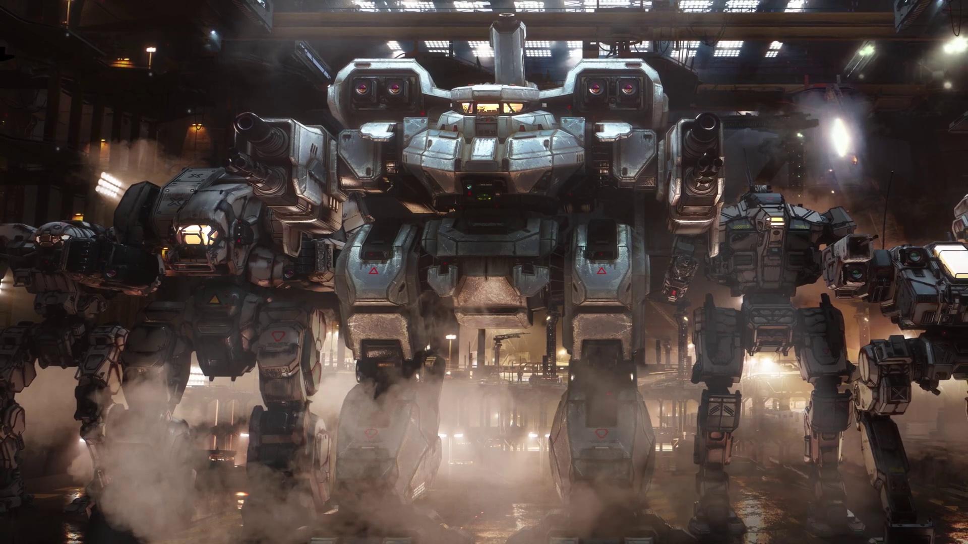 """Battletech - Trailer zur Erweiterung """"Heavy Metal"""" mit Mod-Support und neuen Mechs"""