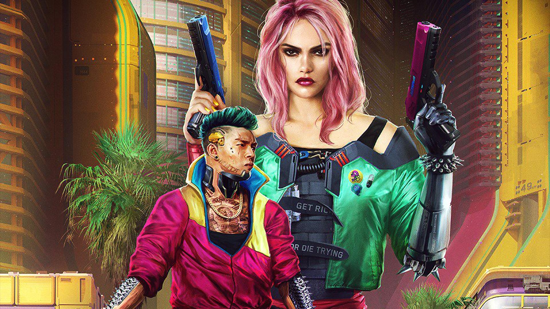 In Cyberpunk 2077 haben die Prostituierten ihre eigene Polizei
