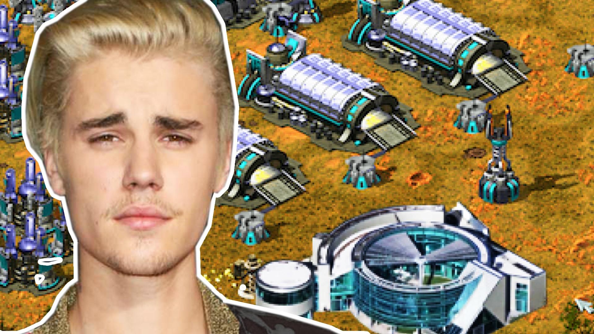 Twitter stellt Justin Biebers Haus in alte Strategiespiele