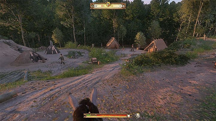 Kingdom Come Deliverance Banditenlager Karte.Kingdom Come Komplettlosung Hauptquest Rotschopf In Der