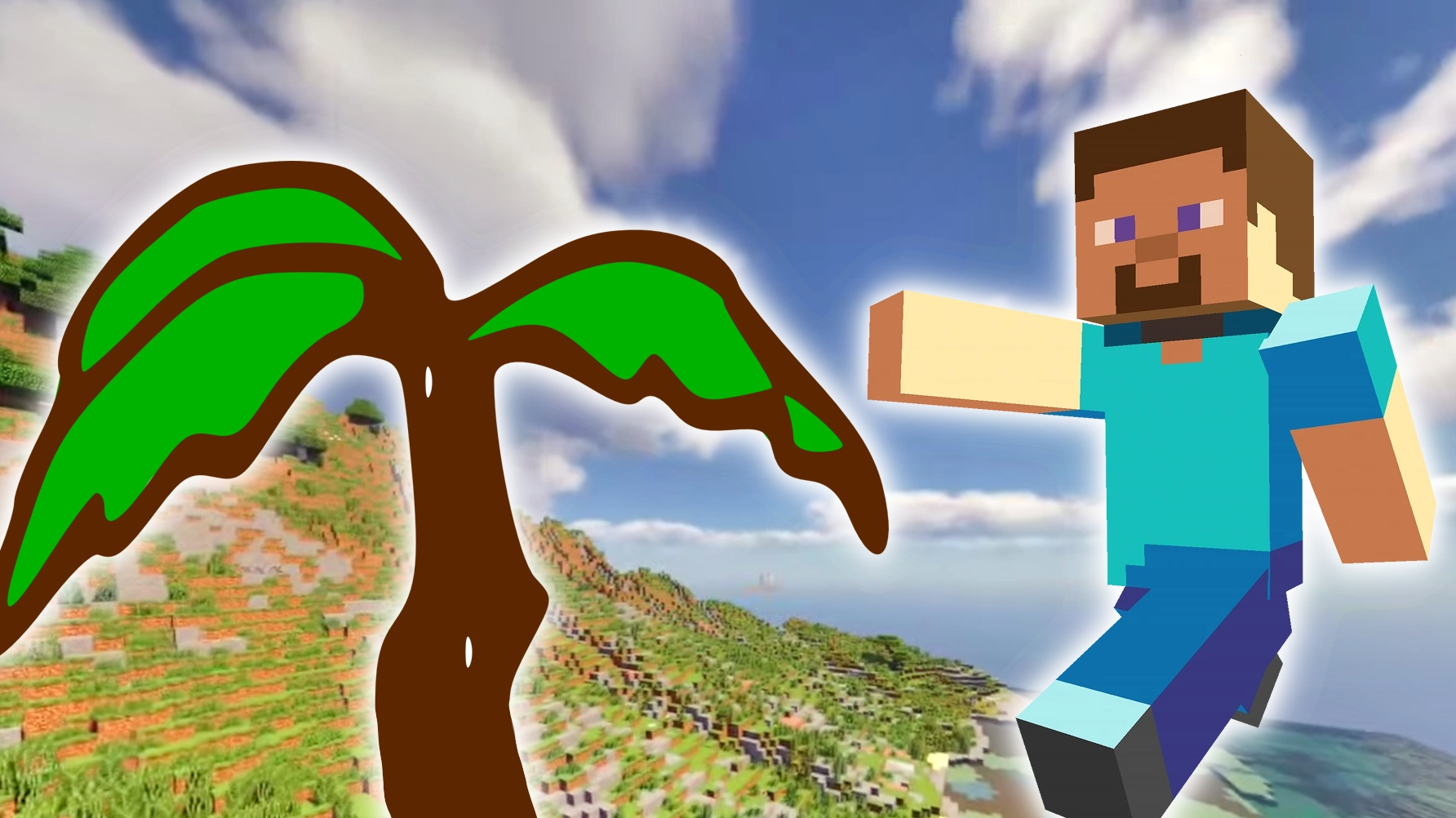 Minecraft player builds Hawaii and sends you to the Island