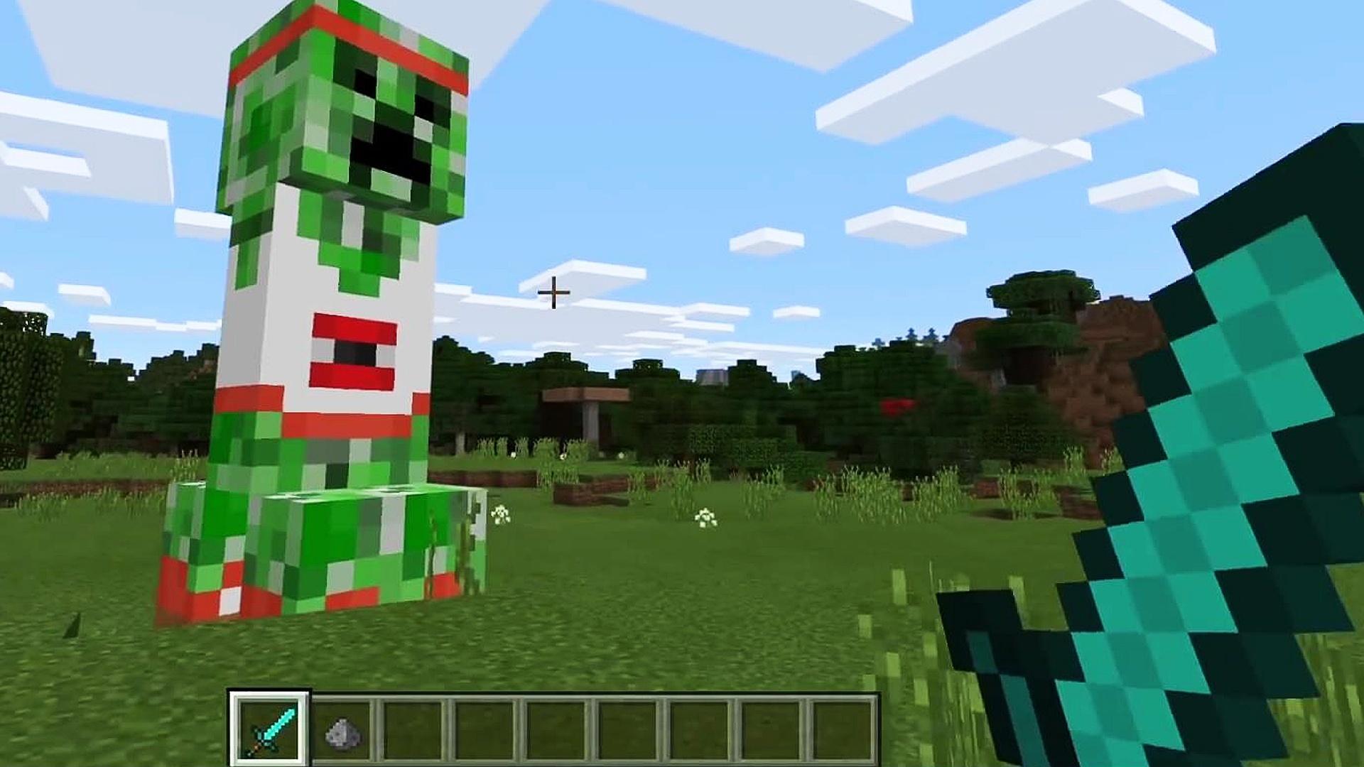 Minecraft - Trailer erklärt die Add-On-Funktion aus dem Boss-Update ...