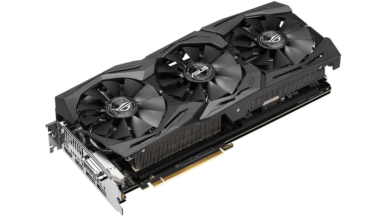 Radeon RX Vega 56 ROG Strix OC Gaming
