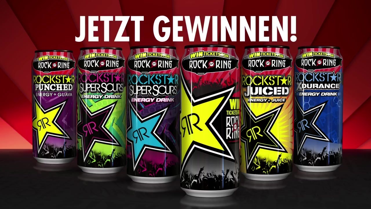 Rockstar Energy Zu Rock Am Ring 2016 Gamestar