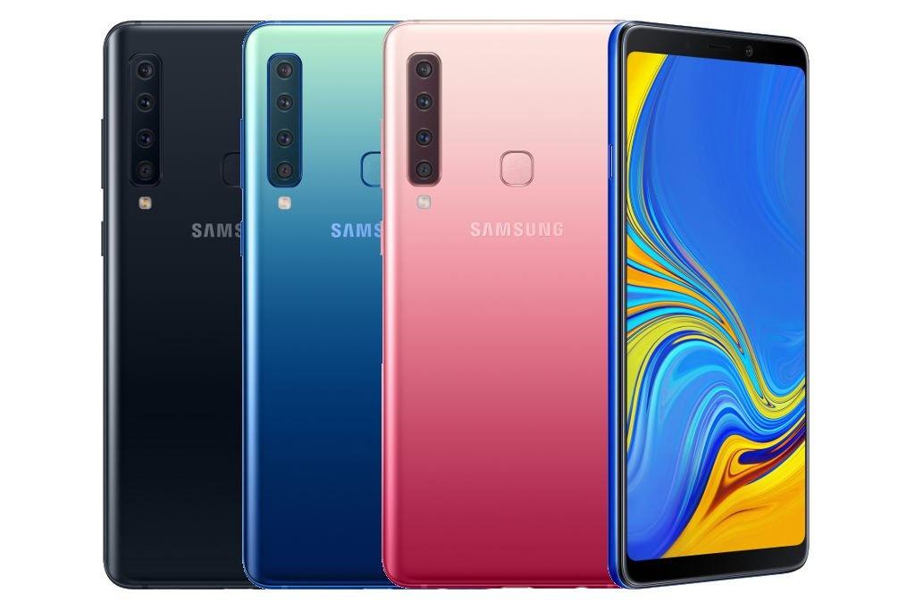 Samsung Galaxy A9 2018 Fur 399 Angebote Aus Dem Mediamarkt