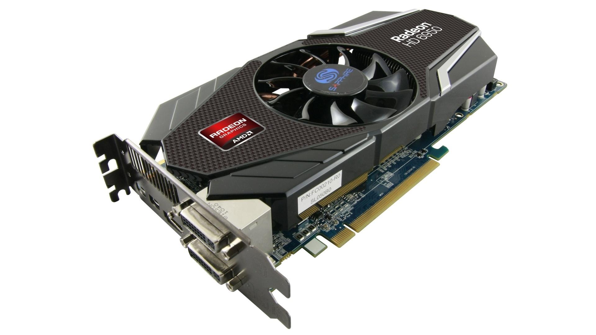 Sapphire Radeon HD 6950 1,0 GByte