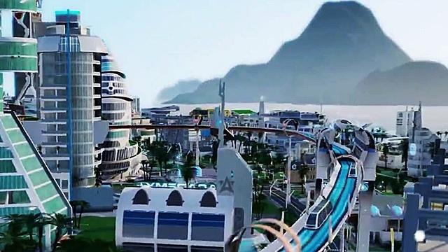 Simcity Städte Der Zukunft Trailer Stellt Die Fraktionen Der