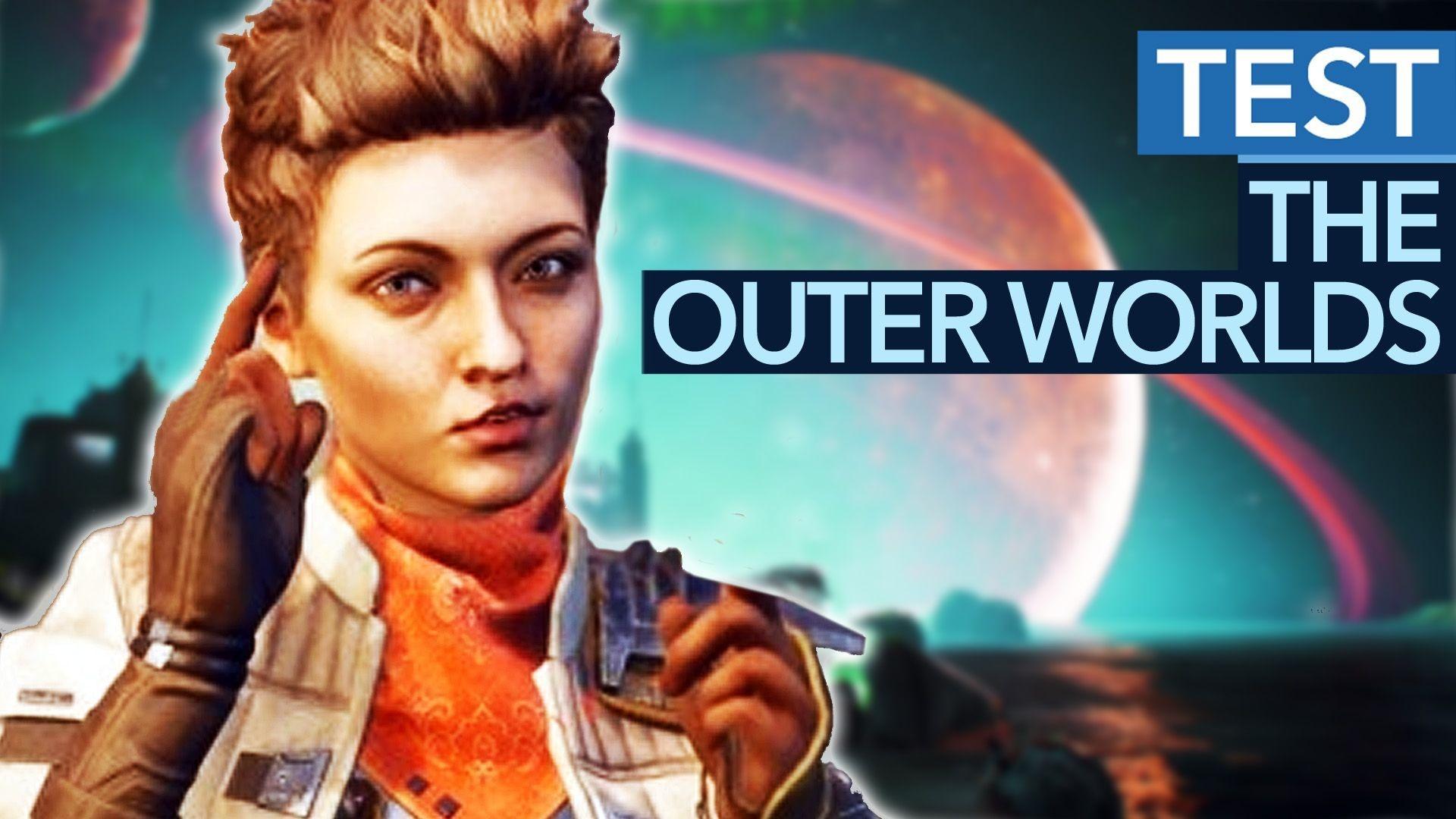 The Outer Worlds - Test-Video zum Fallout-ähnlichen Rollenspiel-Hit