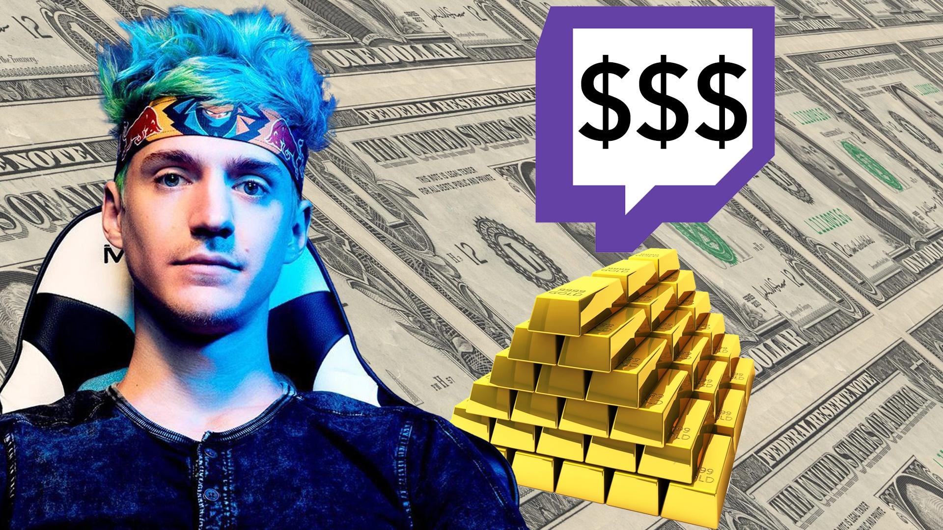 Was Verdienen Twitch Streamer