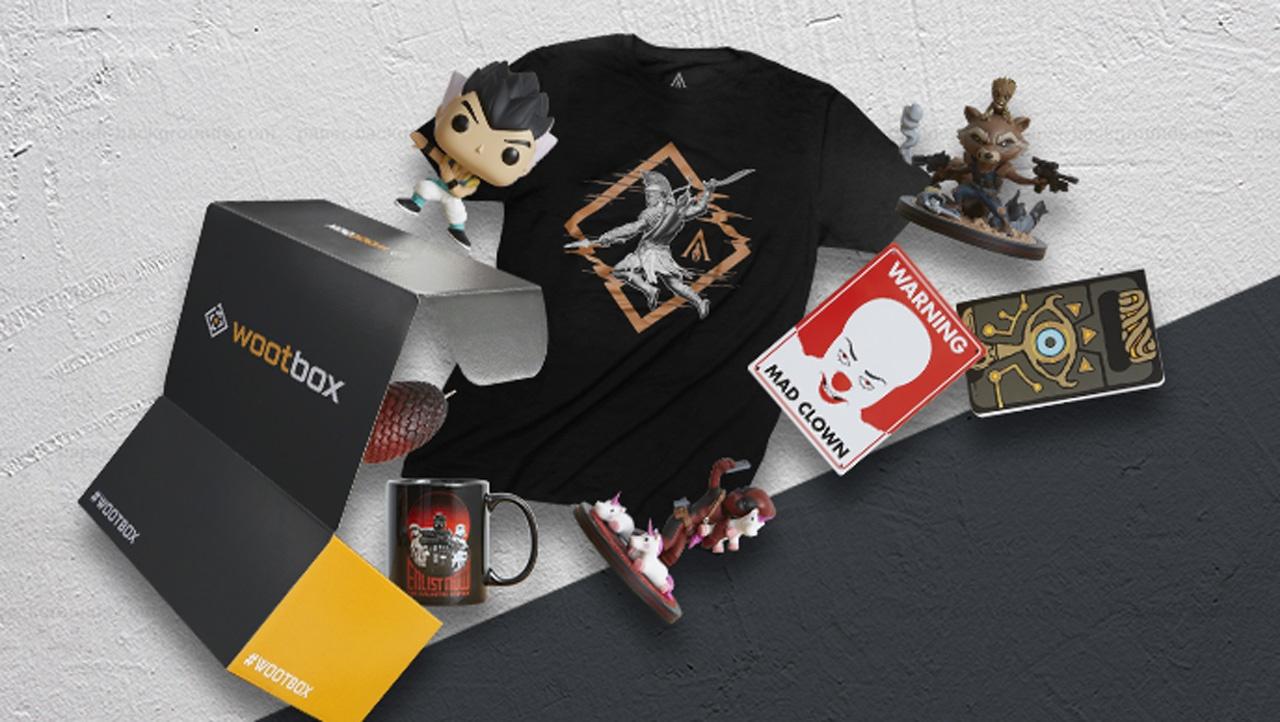 Wootbox - die Merchandise Box