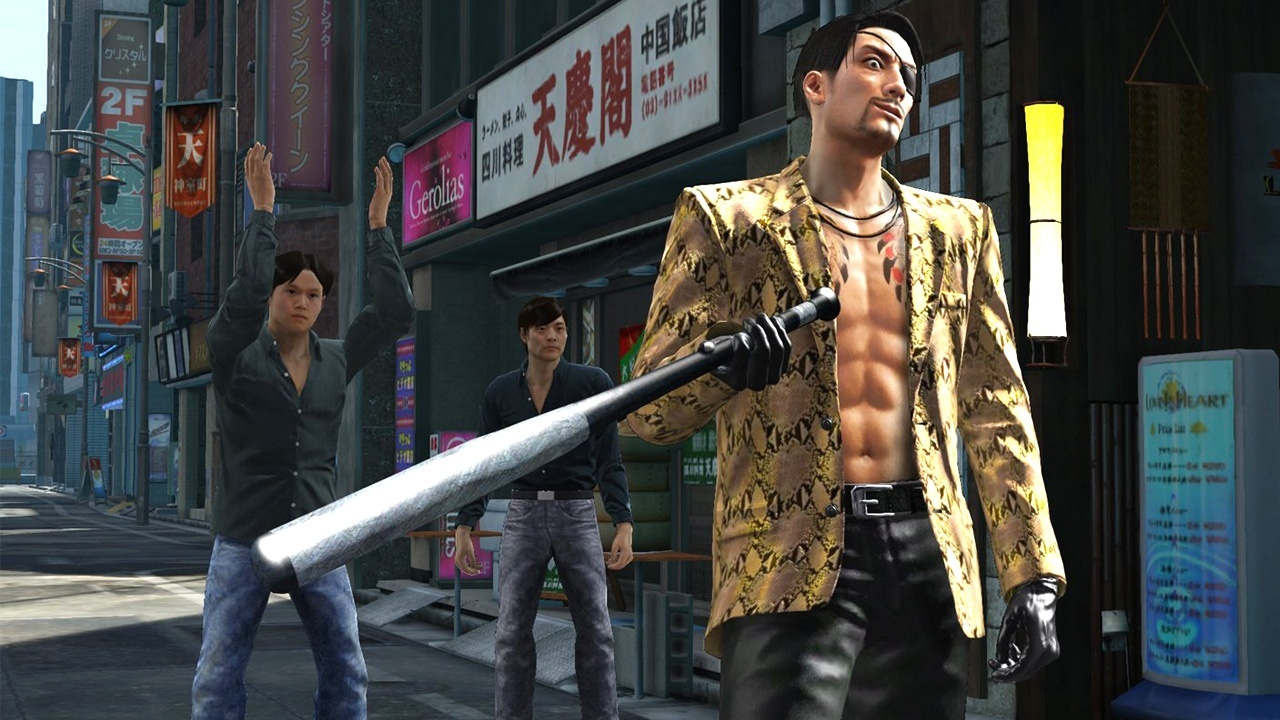 Do you want more Yakuza games? – Sega wants to be interested in the West