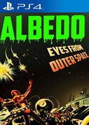 Cover zu Albedo: Eyes from Outer Space - PlayStation 4