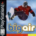 Cover zu Big Air - PlayStation