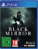 Cover zu Black Mirror - PlayStation 4