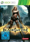 Cover zu Blades of Time - Xbox 360