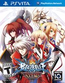 Cover zu BlazBlue: Chrono Phantasma EXTEND - PS Vita