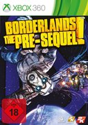 Cover zu Borderlands: The Pre-Sequel - Xbox 360