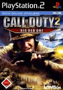 Cover zu Call of Duty 2: Big Red One - PlayStation 2
