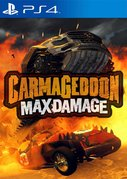 Cover zu Carmageddon: Max Damage - PlayStation 4