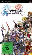 Cover zu Dissidia: Final Fantasy - PSP