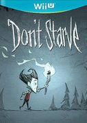 Cover zu Don't Starve: Giant Edition - Wii U