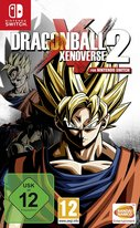 Cover zu Dragon Ball: Xenoverse 2 - Nintendo Switch