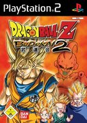 Cover zu Dragonball Z Budokai 2 - PlayStation 2