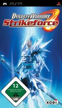 Cover zu Dynasty Warriors: Strikeforce - PSP