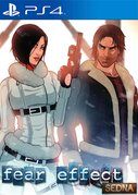 Cover zu Fear Effect Sedna - PlayStation 4