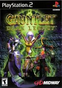 Cover zu Gauntlet: Dark Legacy - PlayStation 2
