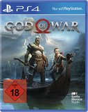 Cover zu God of War (4) - PlayStation 4