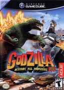 Cover zu Godzilla: Destroy All Monsters Melee - GameCube