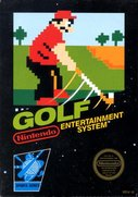 Cover zu Golf - NES
