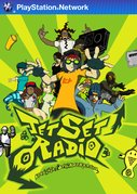 Cover zu Jet Set Radio HD - PlayStation Network