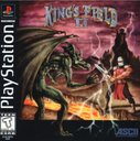 Cover zu King's Field II - PlayStation