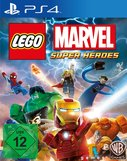 Cover zu LEGO Marvel Super Heroes - PlayStation 4