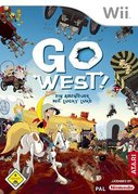 Cover zu Lucky Luke: Go West! - Wii