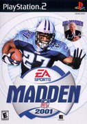 Cover zu Madden NFL 2001 - PlayStation 2