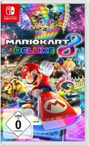 Cover zu Mario Kart 8 Deluxe - Nintendo Switch