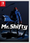 Cover zu Mr. Shifty - Nintendo Switch