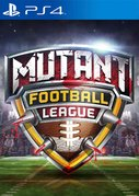 Cover zu Mutant Football League - PlayStation 4