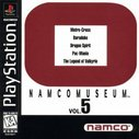 Cover zu Namco Museum Vol. 5 - PlayStation