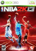 Cover zu NBA 2K13 - Xbox 360