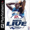 Cover zu NBA Live 2001 - PlayStation