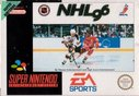 Cover zu NHL 96 - SNES