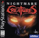 Cover zu Nightmare Creatures - PlayStation